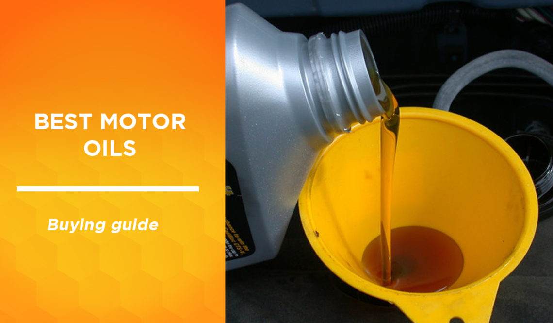 The Best Motor Oils in Canada in 2021 ? Reviews and Buying Guide ✔