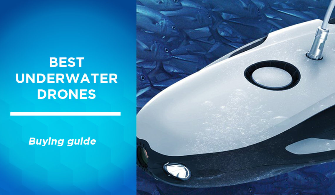 Best underwater drone in Canada in 2021? : comparative buying guide, test, review ✅