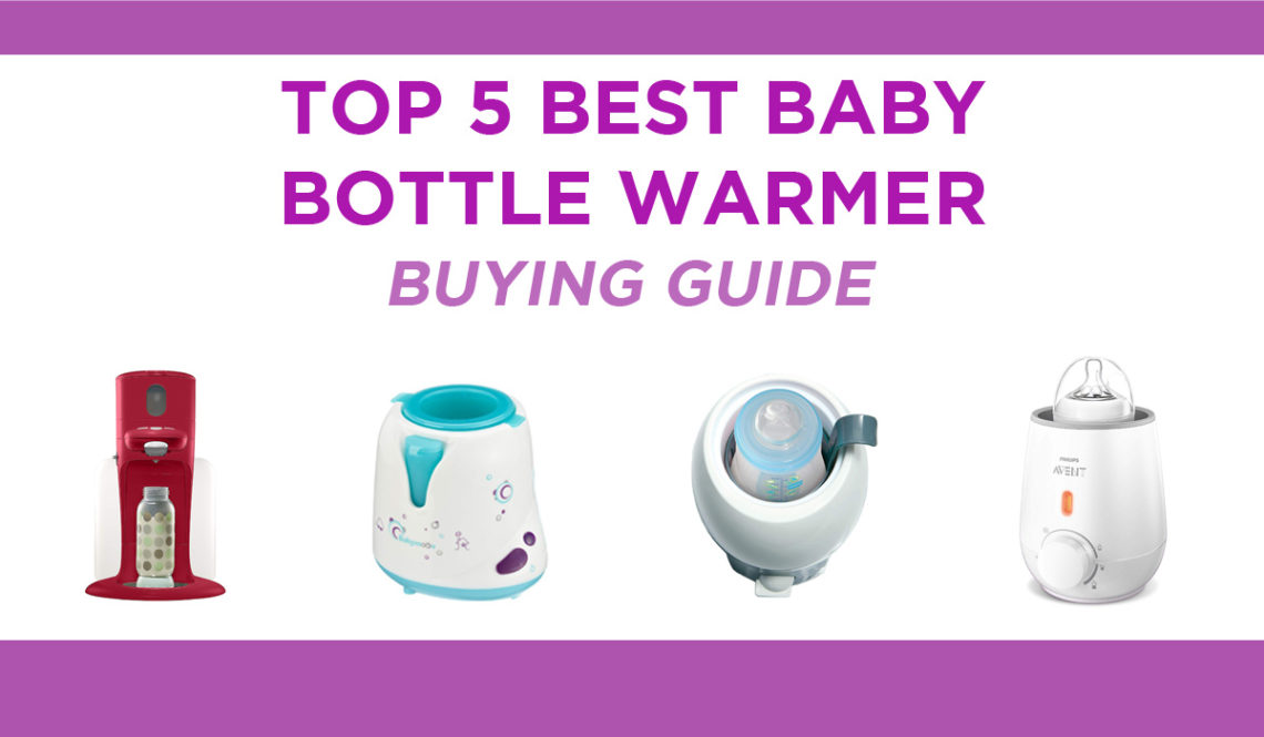 The best baby bottle warmers in Canada in 2021: our top 5