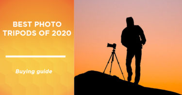 Our selection of the best photo tripods in Canada in 2021